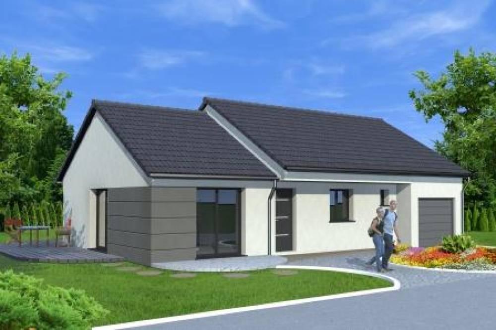 Constructeur de maisons individuelles en moselle logis creation - Constructeur maison individuelle metz ...